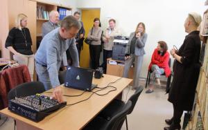 Muzikos mokyklos mokytojai dalijosi gerąja patirtimi, kaip efektyviau panaudoti IKT muzikinėje veikloje
