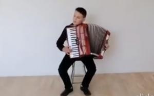 Virtualiame Vaclovo Furmanavičiaus jaunųjų akordeonistų konkurse laimėta III vieta