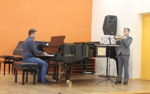 """Vidinio muzikalumo ir artistiškumo ugdymo renginys """"Koncertinė praktika – pamoka"""""""