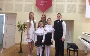 Tarptautinis Veronikos Vitaitės fortepijoninių ansamblių konkursas