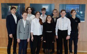 """XIV jaunųjų atlikėjų ansamblių konkursas-festivalis """"Muzikuokime drauge"""""""